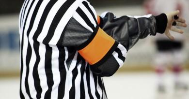 Klubbdommer-/regelkurs for Tromsø Ishockeyklubbs ungdommer
