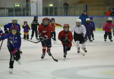 Hockeyfritidsordningen er i gang!
