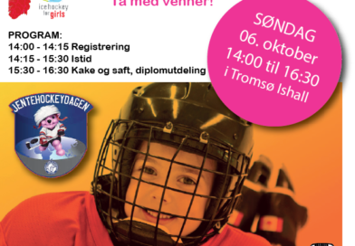 Jentehockeydag